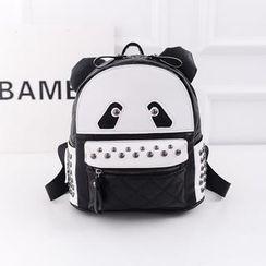 Bibiba - Panda Studded Backpack