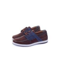 Ohkkage - Color-Block Deck Shoes