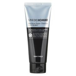 Tony Moly - Unide Homme Moisture Foam Cleanser 150ml