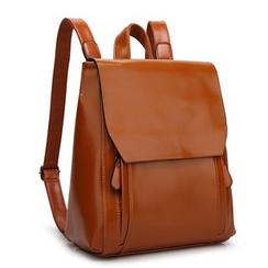 Huzzle Bag - Flap Backpack