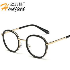Koon - Metal Arm Round Glasses