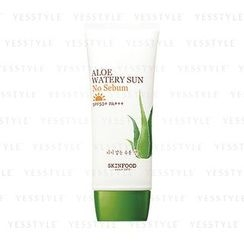 Skinfood - Aloe Watery Sun No Sebum SPF50+ PA+++