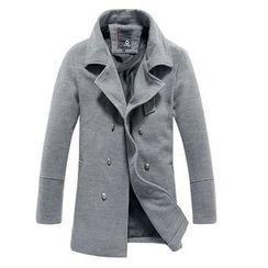 丹杰仕 - 双排扣大衣