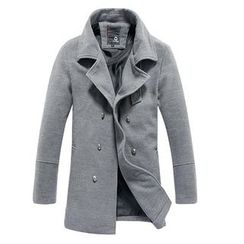 Danjieshi - Double-Breasted Coat