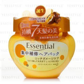 Kao - Essential Nourishing Breakage Defense Hair Mask