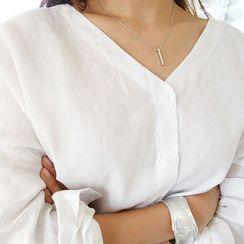 NANING9 - Metalic Necklace
