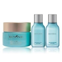 BEYOND - Phyto Aqua Ultra Rich Cream Set : Cream 55ml + Toner 35ml + Emulsion 35ml
