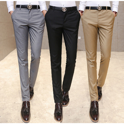 Consto - Plain Dress Pants