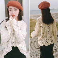 CHIH - Open Knit Sweater