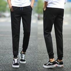 Alvicio - Plain Jogger Pants