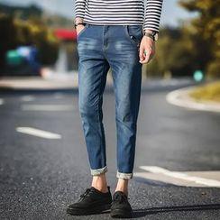 Alvicio - Tapered Jeans