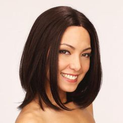 LeSalonWigs - Medium Lace Front Full Wig - Straight