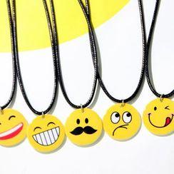 HEDGY - Emoji Necklace