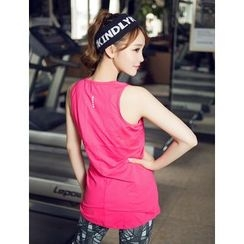 AT NINE - Sports Short-Sleeve T-Shirt