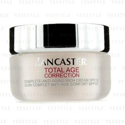 Lancaster 蘭加斯汀 - Total Age Correction Complete Anti-Aging Rich Day Cream SPF15