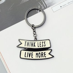Cute Essentials - Lettering Key Chain