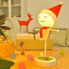 Cloud Forest - Christmas Desktop Ornament