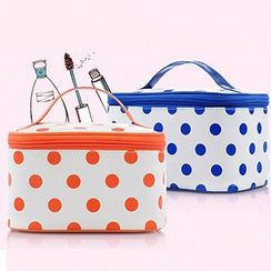 Sucarlin - Dotted Cosmetic Bag