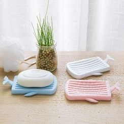 Home Simply - Whale Soap Dish