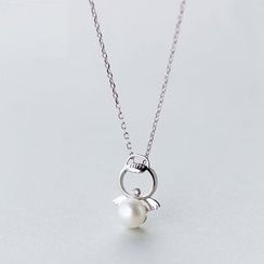 A'ROCH - Faux Pearl Necklace