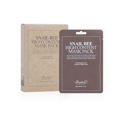 Benton - Snail Bee High Content Mask Pack 10pcs