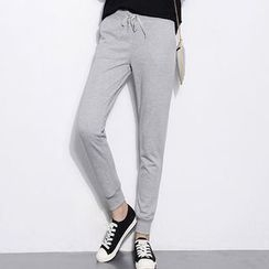 Isadora - Drawstring Waist Sweatpants