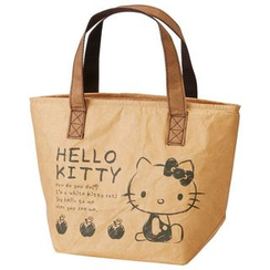Skater - Hello Kitty Faux Leather Lunch Bag