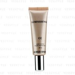 Giorgio Armani 乔治亚曼尼 - Luminessence CC Cream SPF 35 - # 04