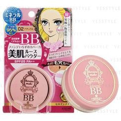 ISEHAN - Heroine Make Mineral BB Loose Powder SPF 25 PA++ (#02 Natural Beige)