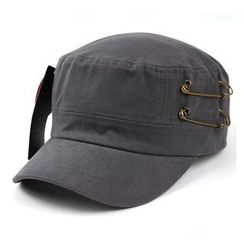 Ohkkage - Pin-Accent Military Cap