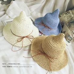 FROME - 尖頭稻草帽子