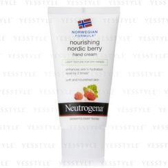 Neutrogena - Norwegian Formula Nourishing Nordic Berry Hand Cream