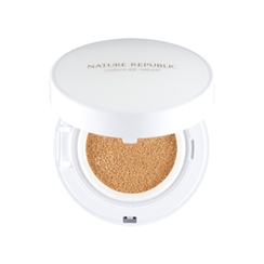 Nature Republic - Nature Origin Cushion CC Natural With Refill SPF50+ PA+++ (#02 Natural Beige)