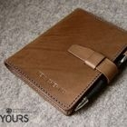 YOURS - Customizable Genuine Leather Passport Holder