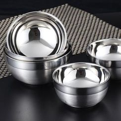 Worthbuy - Stainless Steel Bowl