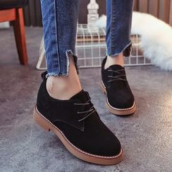 Wello - Platform Oxfords