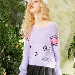 ELF SACK - Printed Sweater
