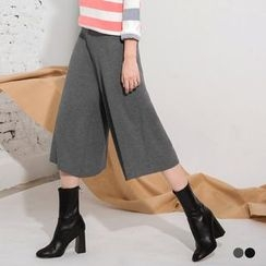 OrangeBear - Stretch Knit Culottes