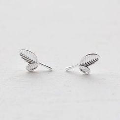 Love Generation - Leaf Earrings