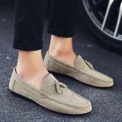 Araeo - Tassel Loafers
