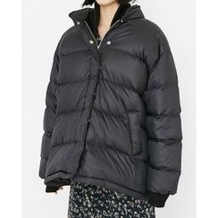 Someday, if - Duck-Down Thick Padded Jacket