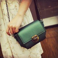 Lamia - Chain Strap Shoulder Bag