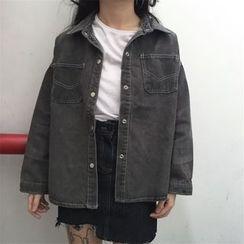 EEKO - Oversized Denim Jacket