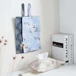 Home Simply - Printed Tissue Hanging Pocket