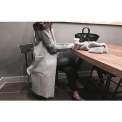 DAILY LOOK - Pocket-Detail Wool Blend Vest
