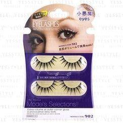 D-up - Model's Selections Eyelashes Duex eyes (#902 Devil Eyes)