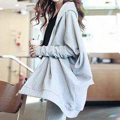 Dream Girl - Batwing Hooded Jacket