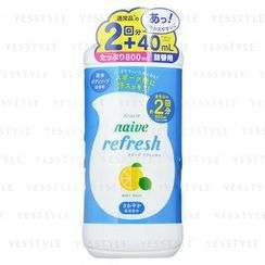 Kracie - Naïve Refresh Sea Mud Body Wash (Grapefruit) (Refill)