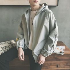 Breeson - Hooded Zip Jacket