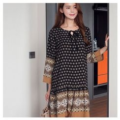 MASoeur - Sleeveless Denim Dress